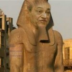 Hosni-Mubarak-as-Pharaoh-220x300