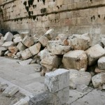 Tisha Be'Av and the destruction of the temple