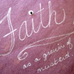 Christian faith, mustard seed