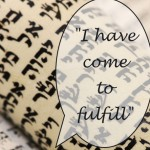 fulfill torah scroll