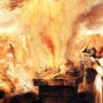 Elijah's sacrifice