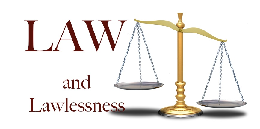 law lawlessness