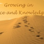 grow in grace and knowledge