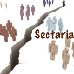 divisive sectarian dangers