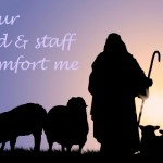 shepherd rod and staff