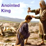 David annointed king