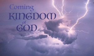 coming kingdom of God