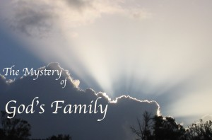 mystery of God's family