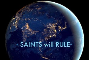 saints will rule