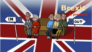 is brexit part of prophecy