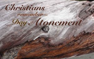 Christians remember the day of atonement