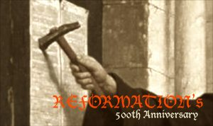 Reformation's 500th anniversary
