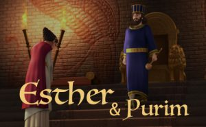 Estehr and Purim biblical worldview