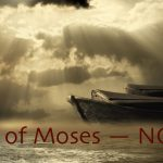 Law of Moses — Noah