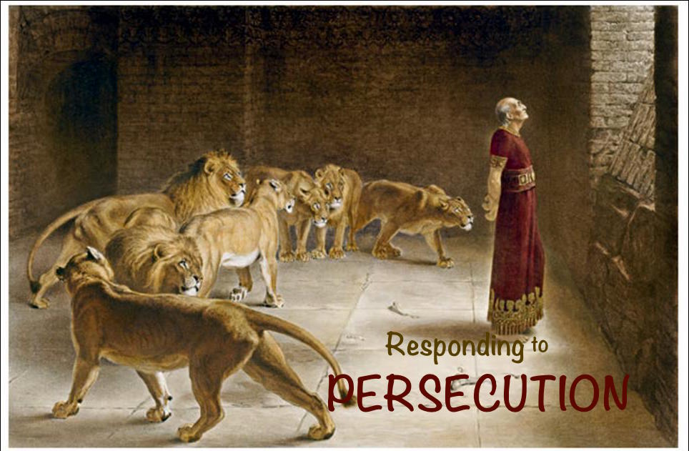 responding to persecution