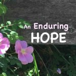 God's agenda - a permanent enduring hope