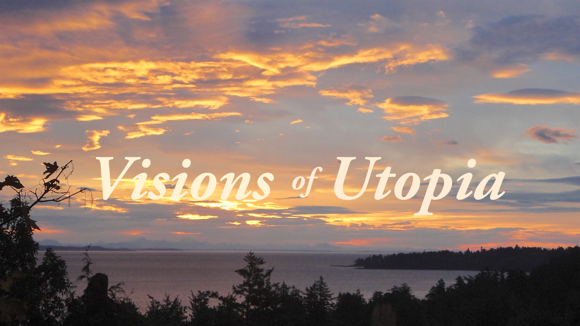 dreams of utopia