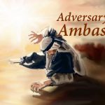 adversary to ambassador for Christ