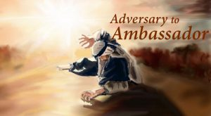 adversary to ambassador