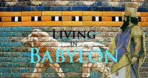 living as pilgrims and exiles