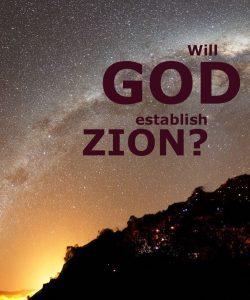 restoring Zion