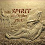 spirit of God or spirit of the world