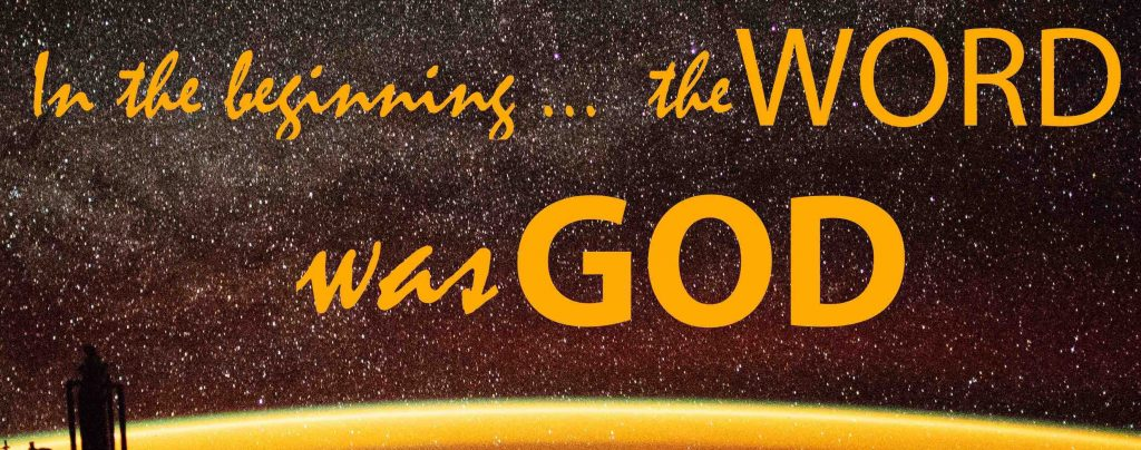 The Word was God banner 2jpeg