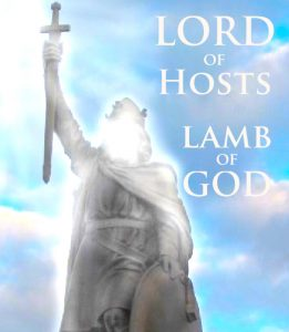 Lamb of God Lord of Hosts