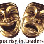 hypocrisy in leadership