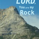 who is your spiritual rock?