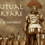spiritual warfare armour of God
