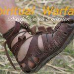 armour of God - footgear