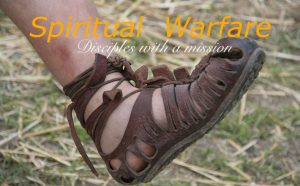 armour of God - footgear