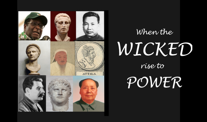 Wicked rise to power