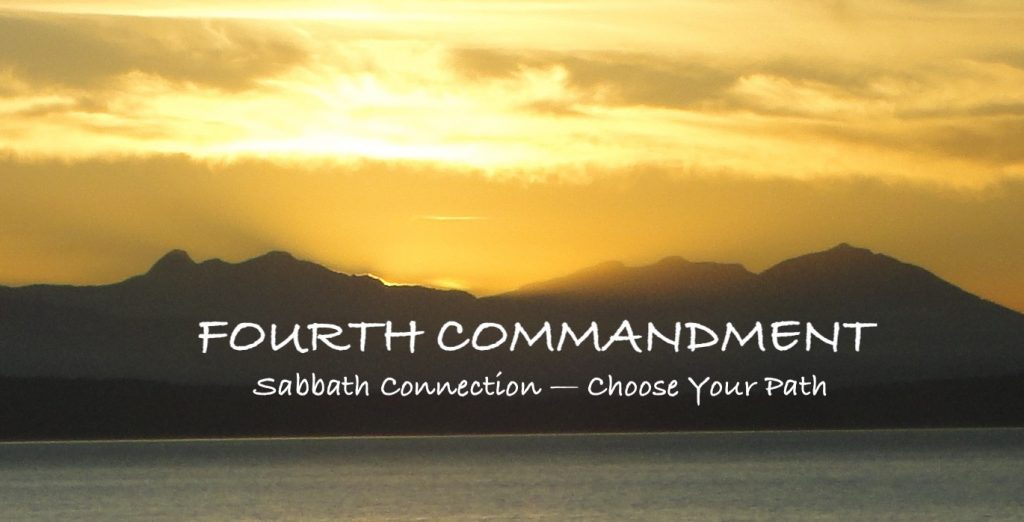 Sabbath Connection fourth commandment