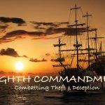 eighth commandment combatting theft and deception