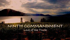 ninth commandment