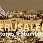 jerusalem stone of stumbling
