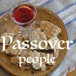 on the road to Passover
